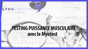 TESTS DE PUISSANCE MUSCULAIRE