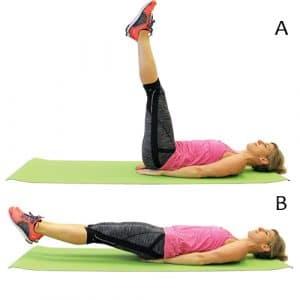 exercice abdominaux coach sportif lyon